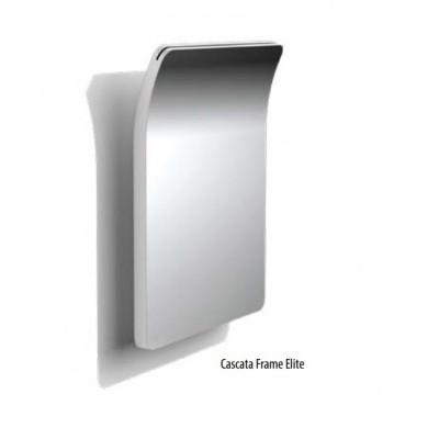 Cascata Frame Elite, aço inox. A316
