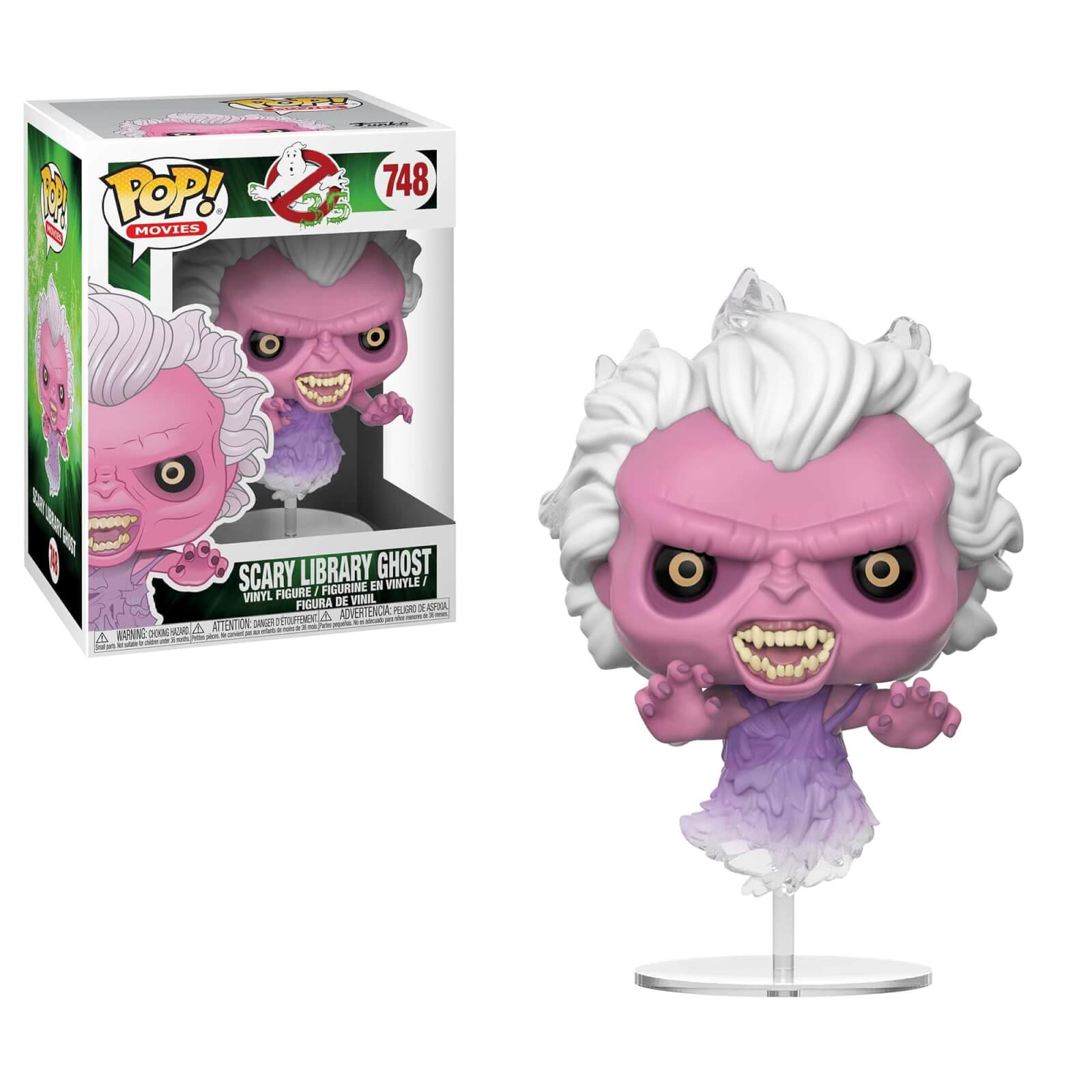 Funko! Pop GhostBusters Library Ghost