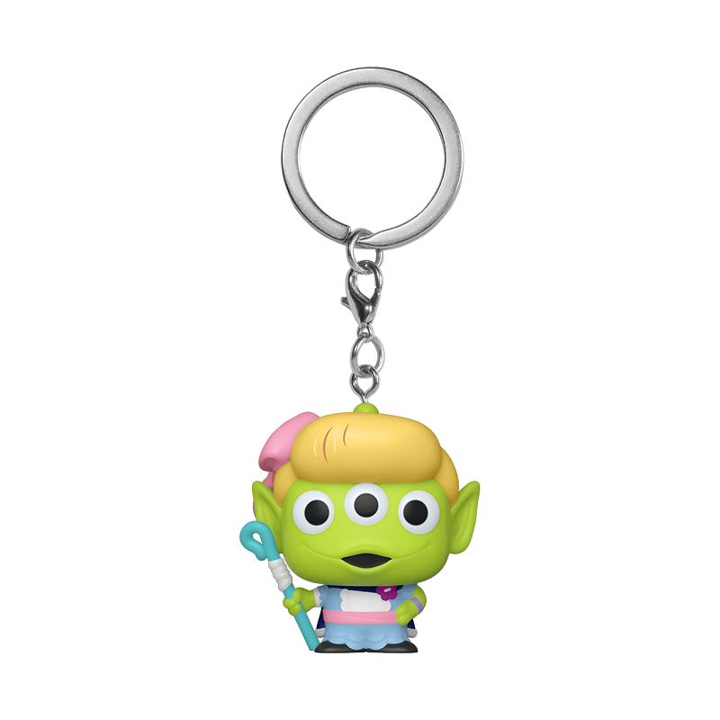 Funko Pocket POP! Keychain Disney Pixar Alien Remix Bo Peep