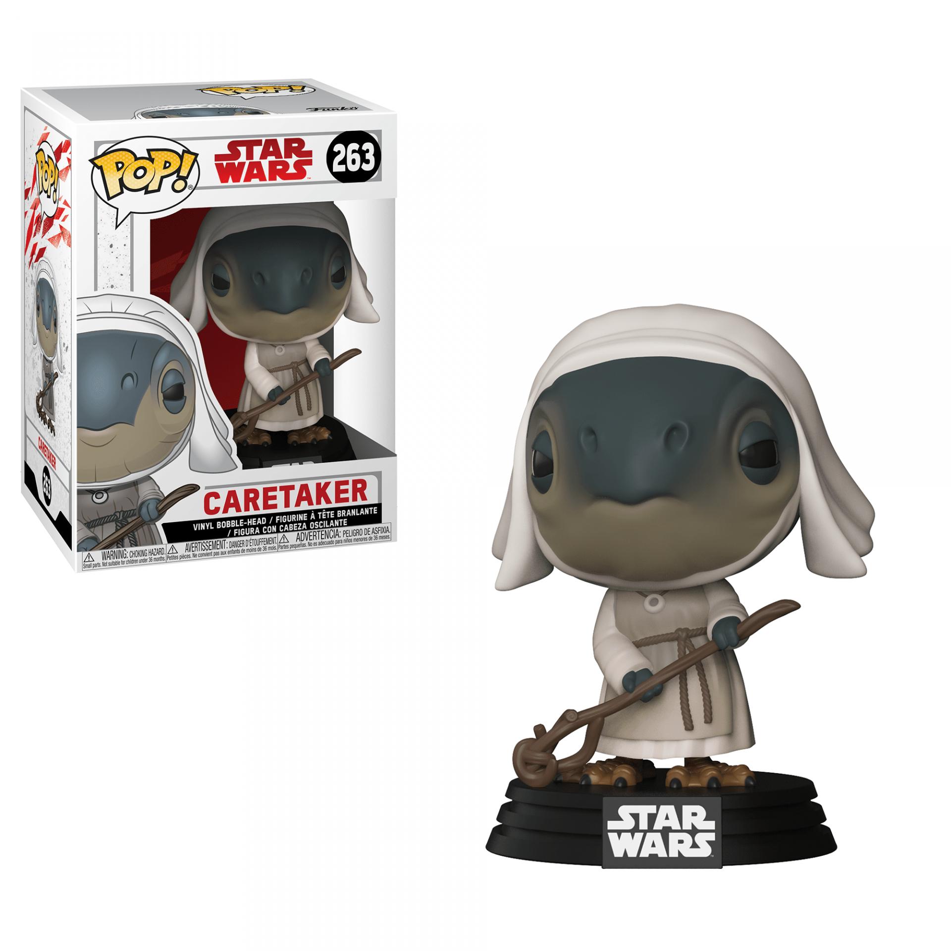 Funko! Pop Star Wars Caretaker #263