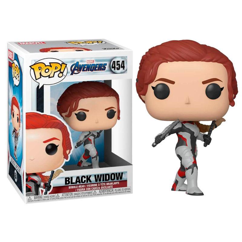 Funko! Pop Avengers End Game Black Widow