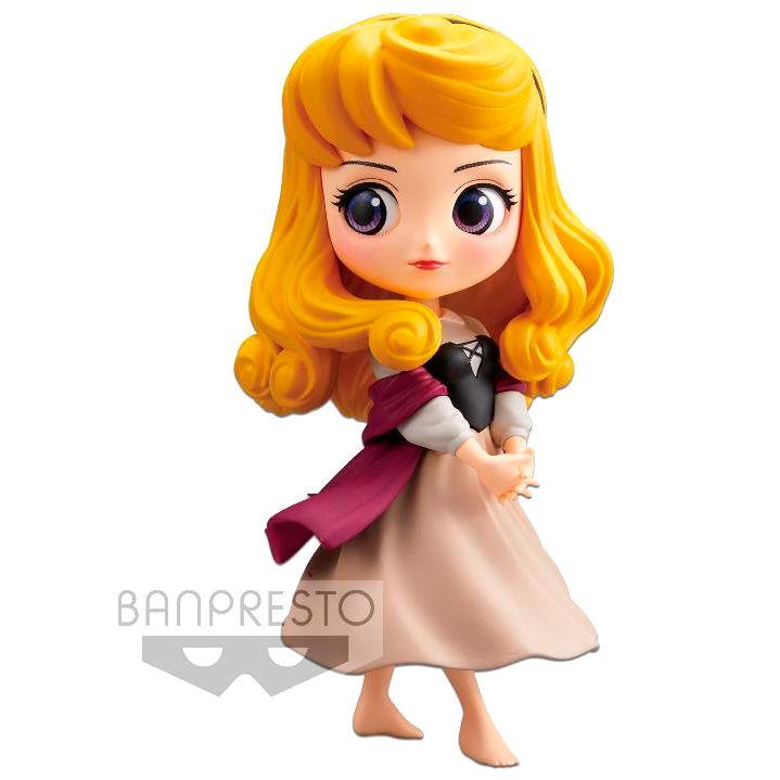 Figura Aurora Disney Q Posket A 14cm