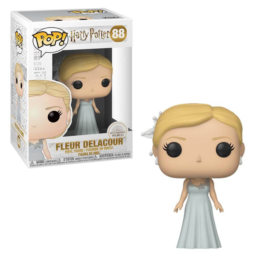 Funko! Pop Harry Potter Fleur Delacour Yule Ball