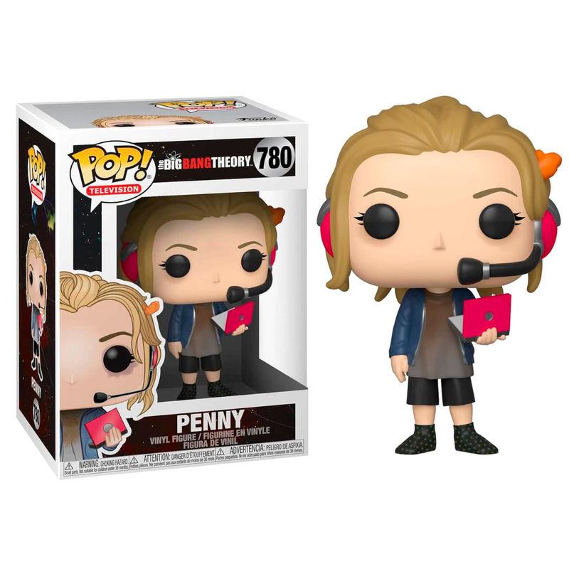 Funko! Pop The Big Bang Theory Penny