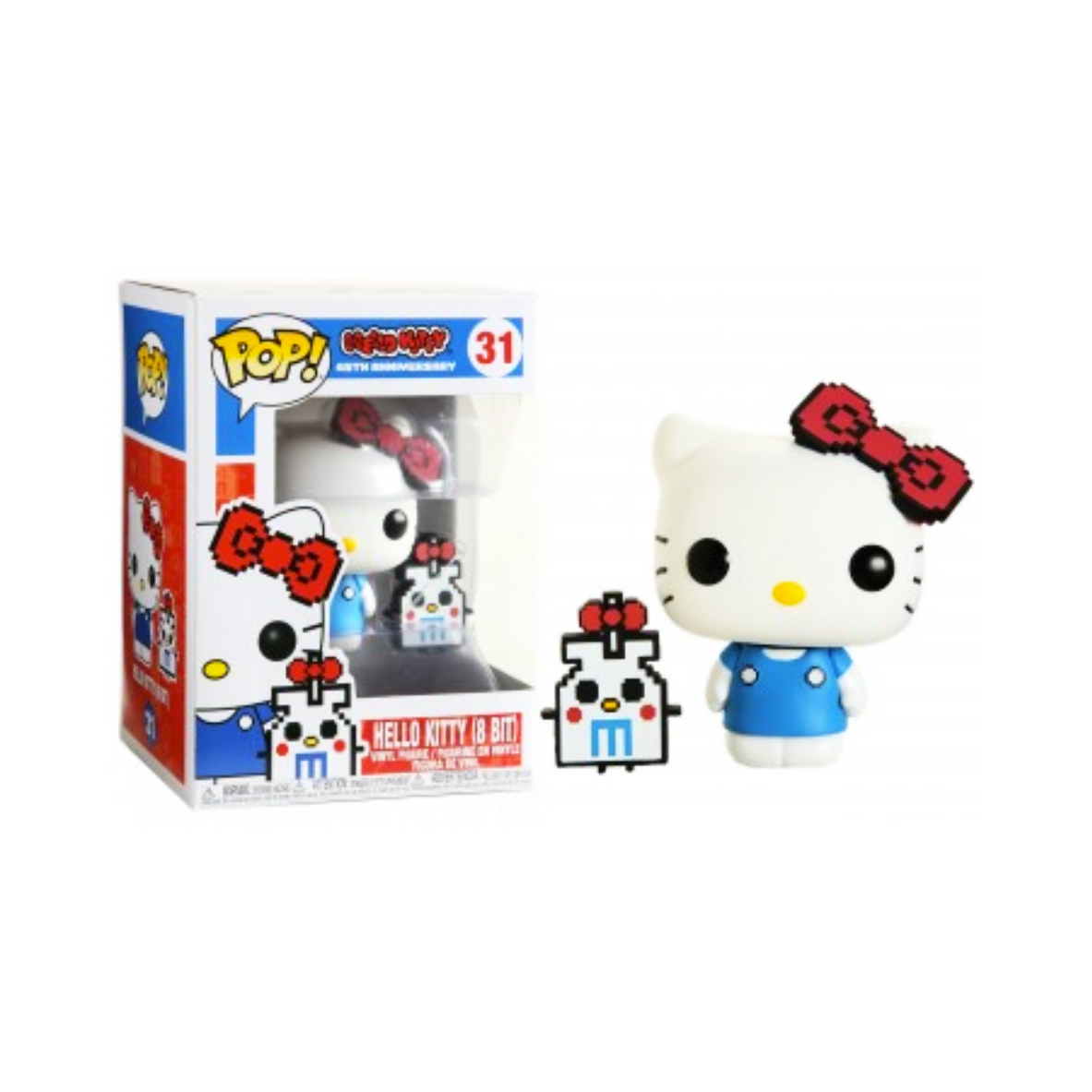 Funko POP! Hello Kitty & Buddy (8Bit) #31