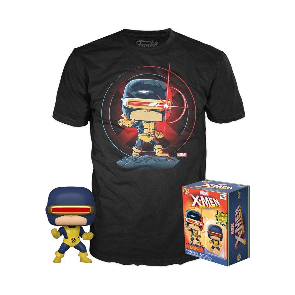 Funko POP! Tees Marvel X-Men Cyclops