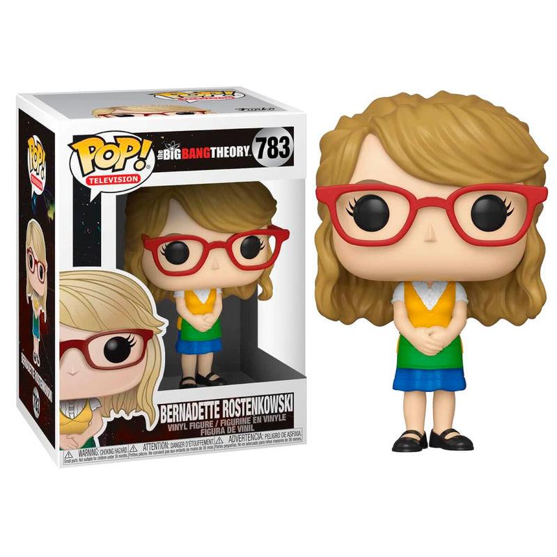 Funko! Pop The Big Bang Theory Bernadette