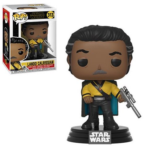 Funko! Pop Star Wars The Rise of Skywalker Lando Calrissian