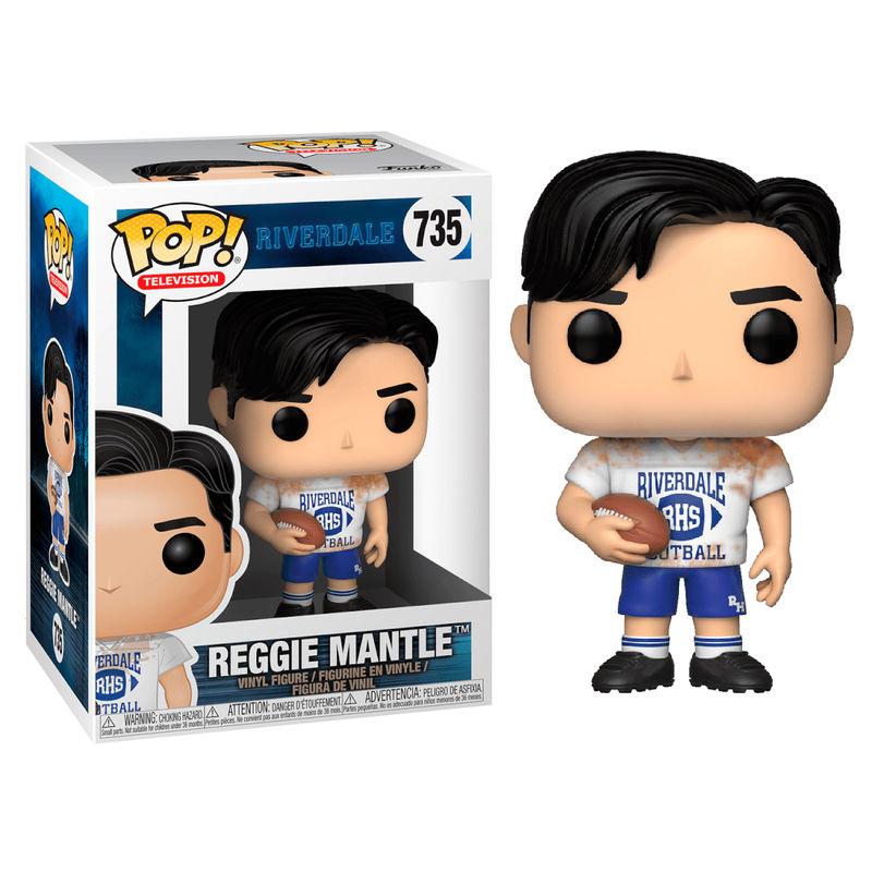Funko! Pop Riverdale Reggie in Football Uniform
