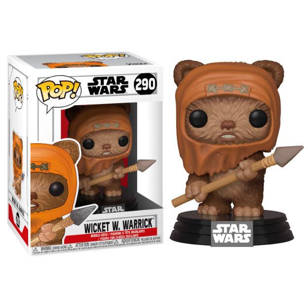 Funko! Pop Star Wars Wicket
