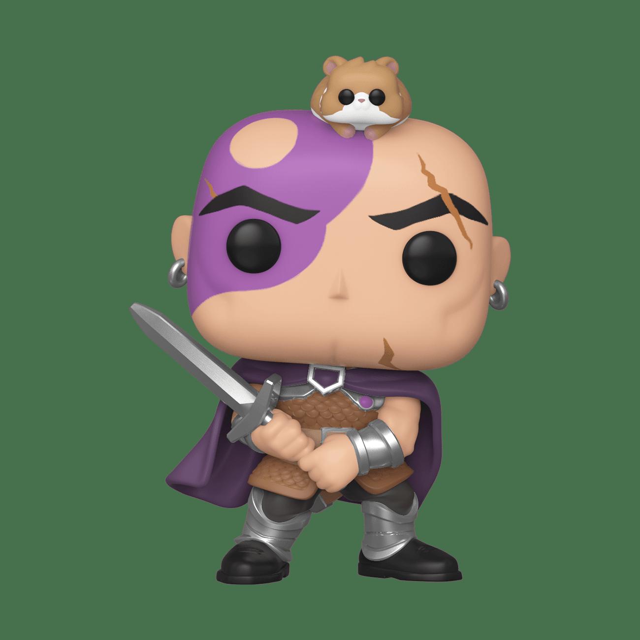 Funko! Pop Games Dungeons & Dragons Minsc & Boo #574