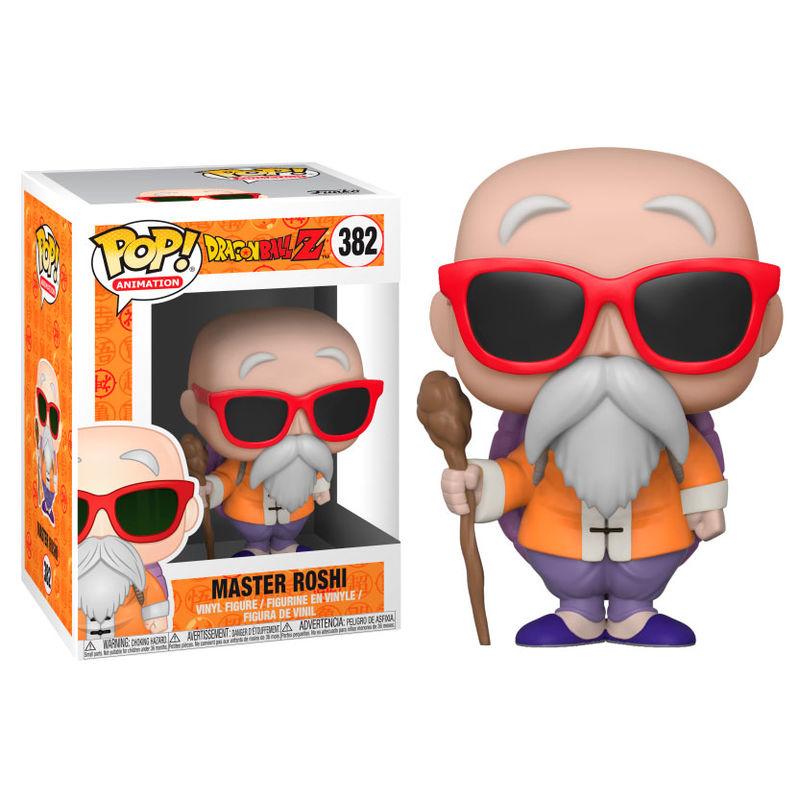 Funko POP! Dragon Ball Z Master Roshi #382
