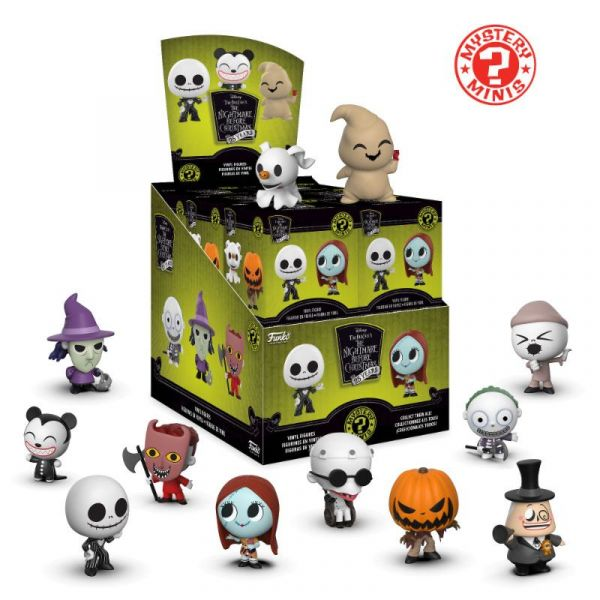 Funko POP! Mystery Mini Figures Blind Box Nightmare Before Christmas