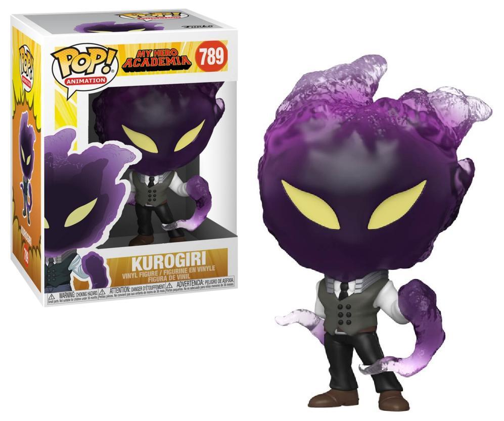 Funko POP! My Hero Academia Kurogiri #789