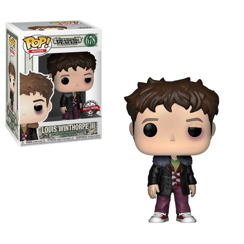 Funko! Pop Trading Places Louis Winthorpe III Exclusive
