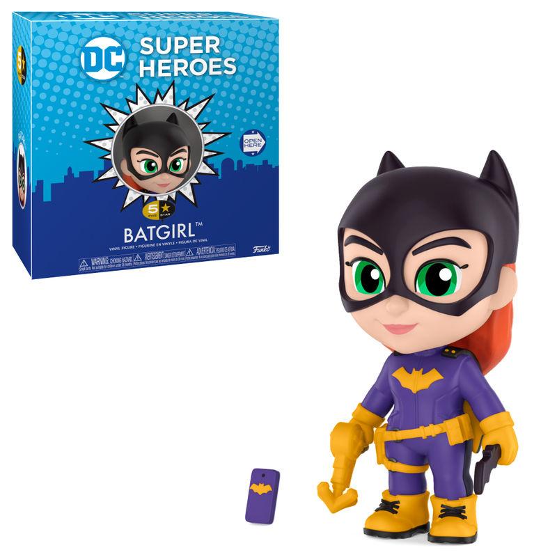Funko 5 Star DC Classic Batgirl