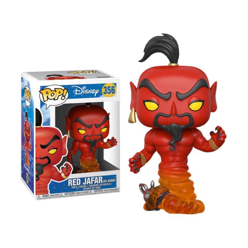 Funko POP! Disney Aladdin Red Jafar as Genie #356