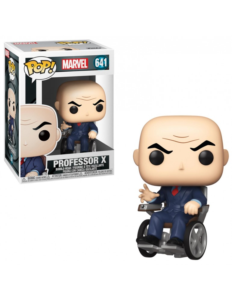 Funko POP! Marvel X-Men Professor X #641