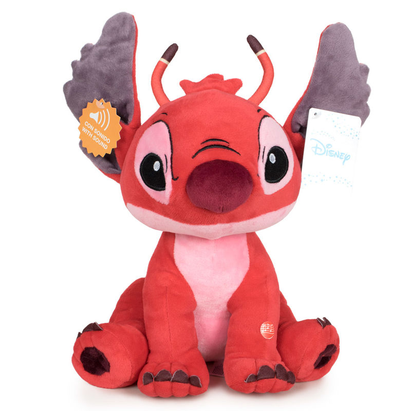 Peluche Disney Leroy c/ Som 20cm Play By Play