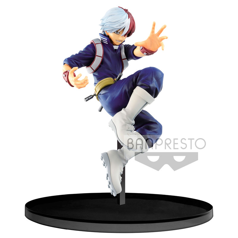 Figura Shoto Todoroki My Hero Academia vol. 3 13cm Banpresto