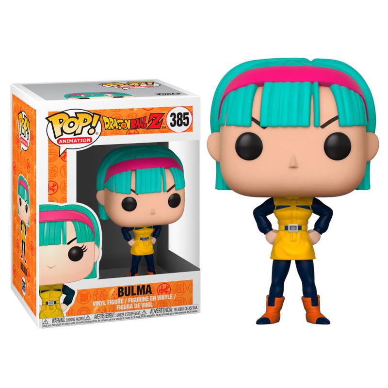 Funko POP! Dragon Ball Z Bulma #385