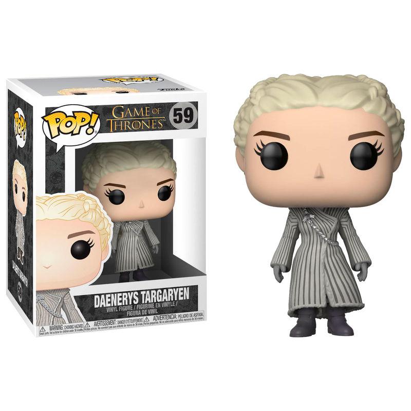 Funko! Pop Game of Thrones Daenerys White Coat