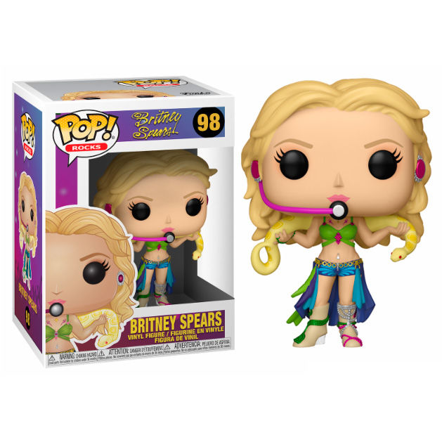 Funko! Pop Music Britney Spears