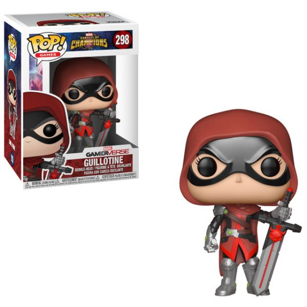 Funko POP! Marvel GamerVerse Contest Of Champions Guillotine #298