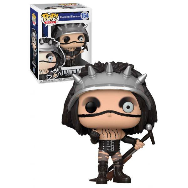 Funko! Pop Rocks Marilyn Manson #154