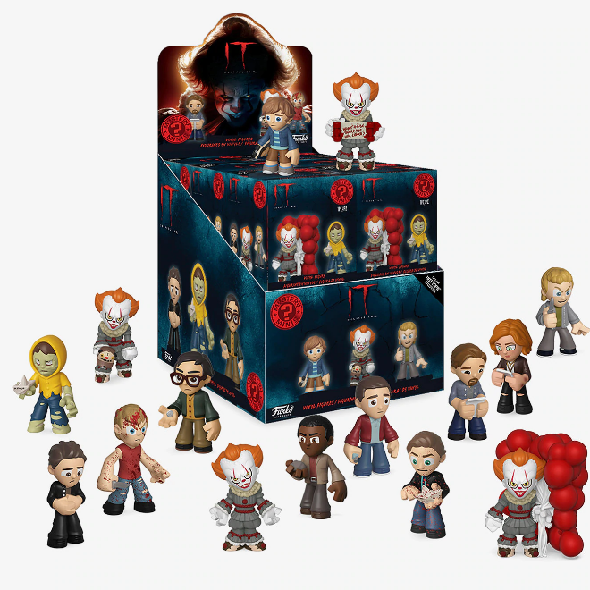 Funko POP! Mystery Mini Figures Blind Box IT Chapter Two Exclusive