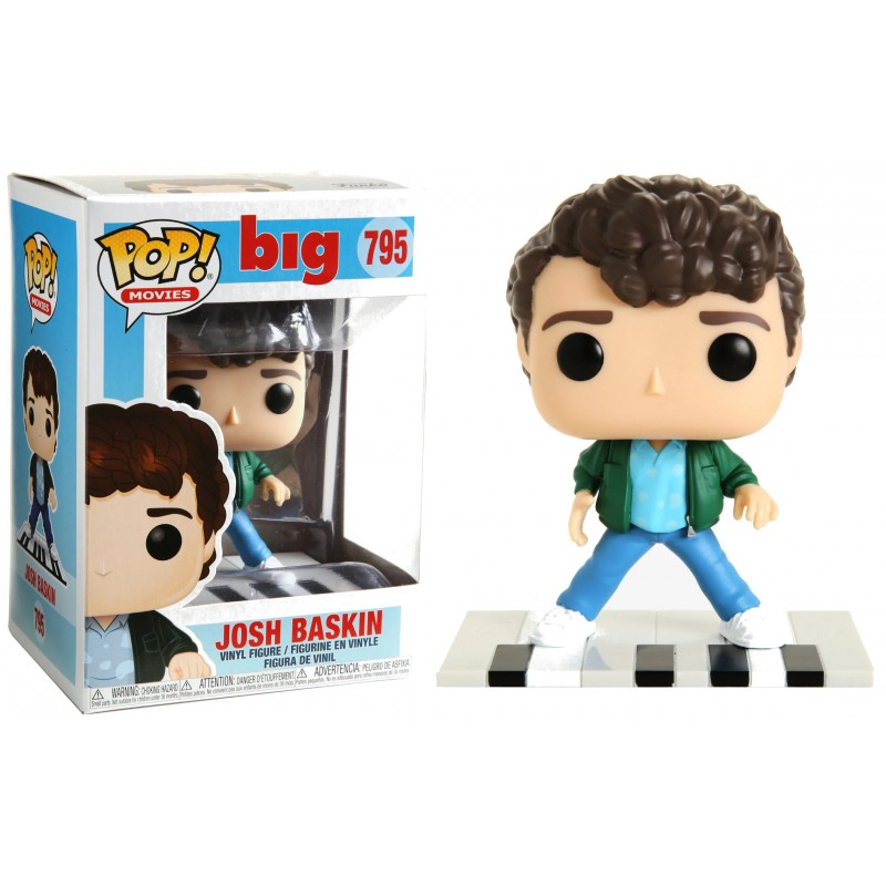 Funko! Pop Big Josh Baskin In Piano