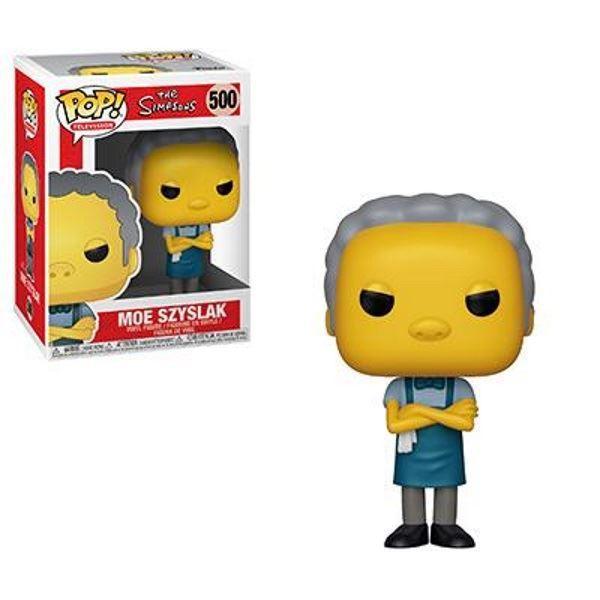 Funko POP! The Simpsons Moe #500