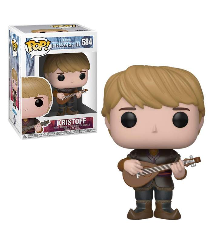 Funko POP! Disney Frozen II Kristoff #584