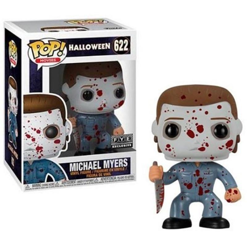Funko! Pop Halloween Mike Myers Blood Splatter Exclusive