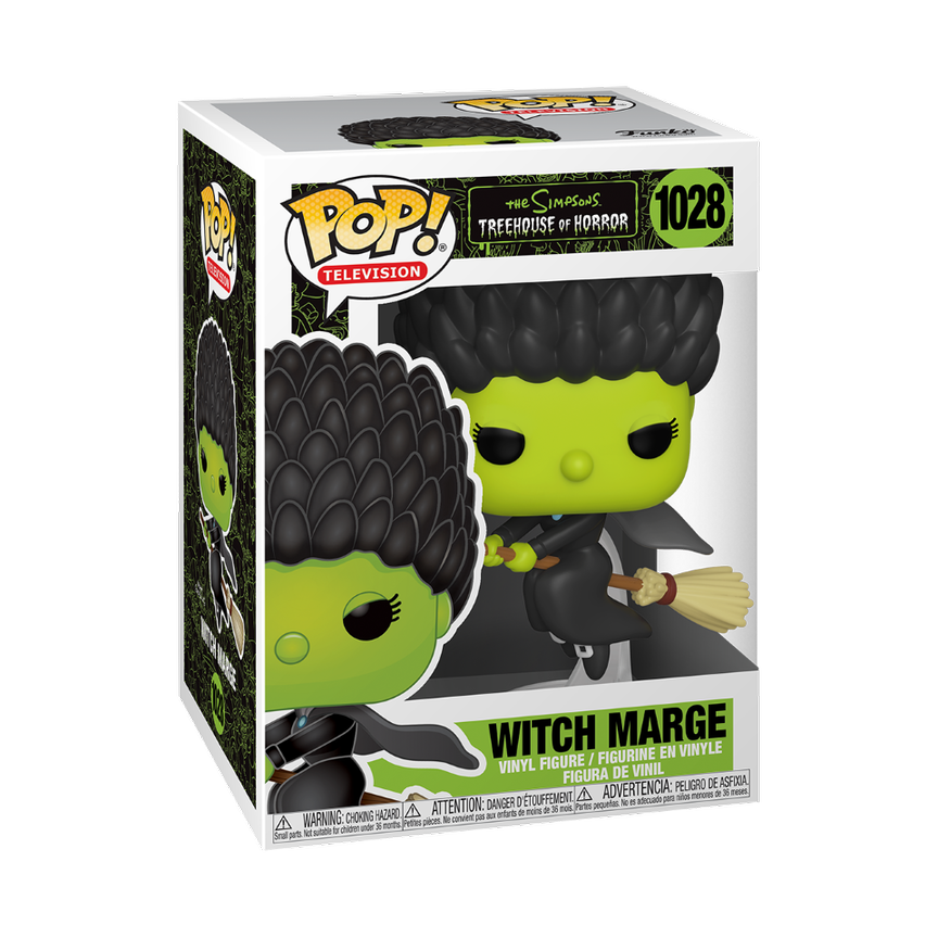 Funko POP! The Simpsons Treehouse Of Horror Witch Marge #1028