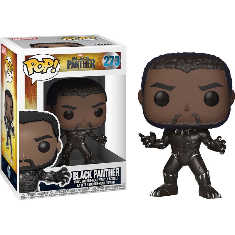 Funko! Pop Marvel Black Panther #273