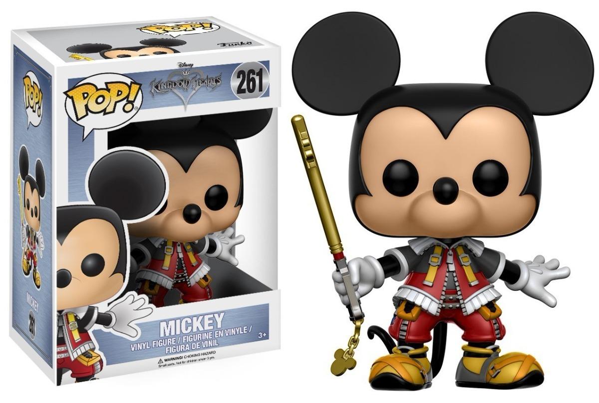 Funko POP! Disney Kingdom Hearts Mickey #261