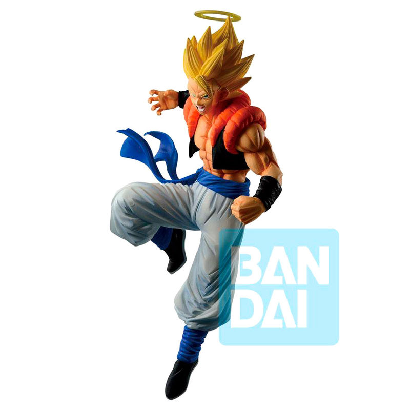 Figura Ichibansho Gogeta Dokkan Battle Dragon Ball Z 20cm Banpresto