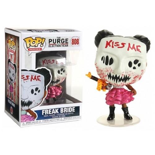 Funko! Pop The Purge Freak Bride