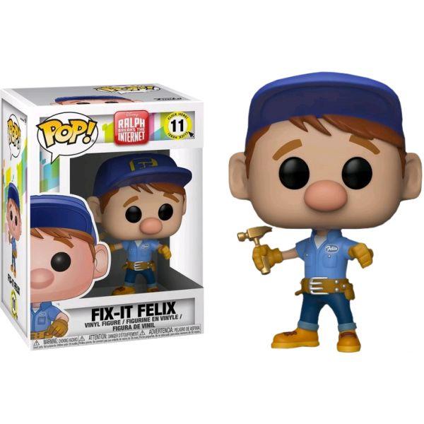 Funko POP! Ralph Breaks The Internet Fix-It Felix #11