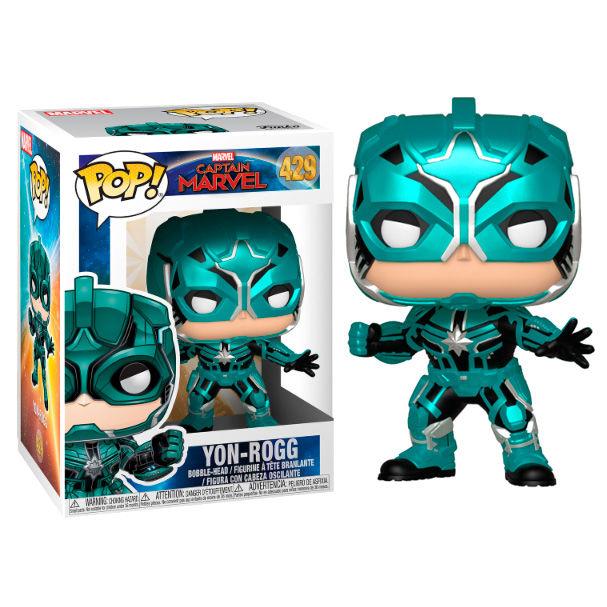 Funko! Pop Marvel Captain Marvel Star Commander