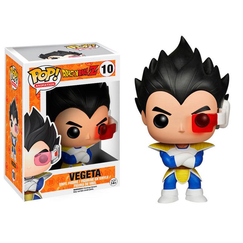 Funko POP! Dragon Ball Z Vegeta #10