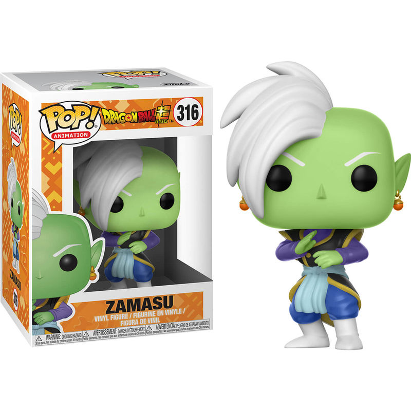 Funko POP! Dragon Ball Z Super Zamasu #316