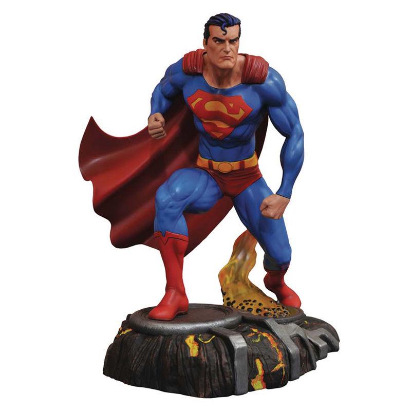 Figura Superman DC Comics Gallery diorama 25 cm Diamond