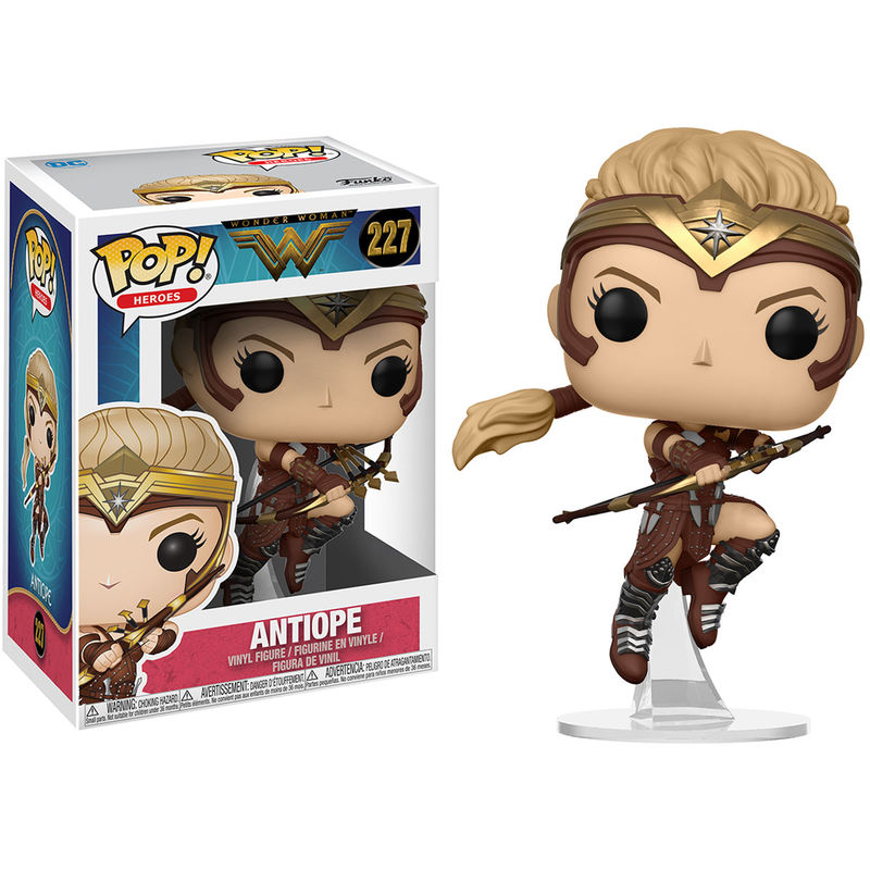 Funko POP! Wonder Woman Antiope #227