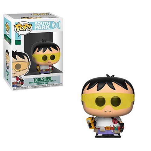 Funko POP! South Park Toolshed #20