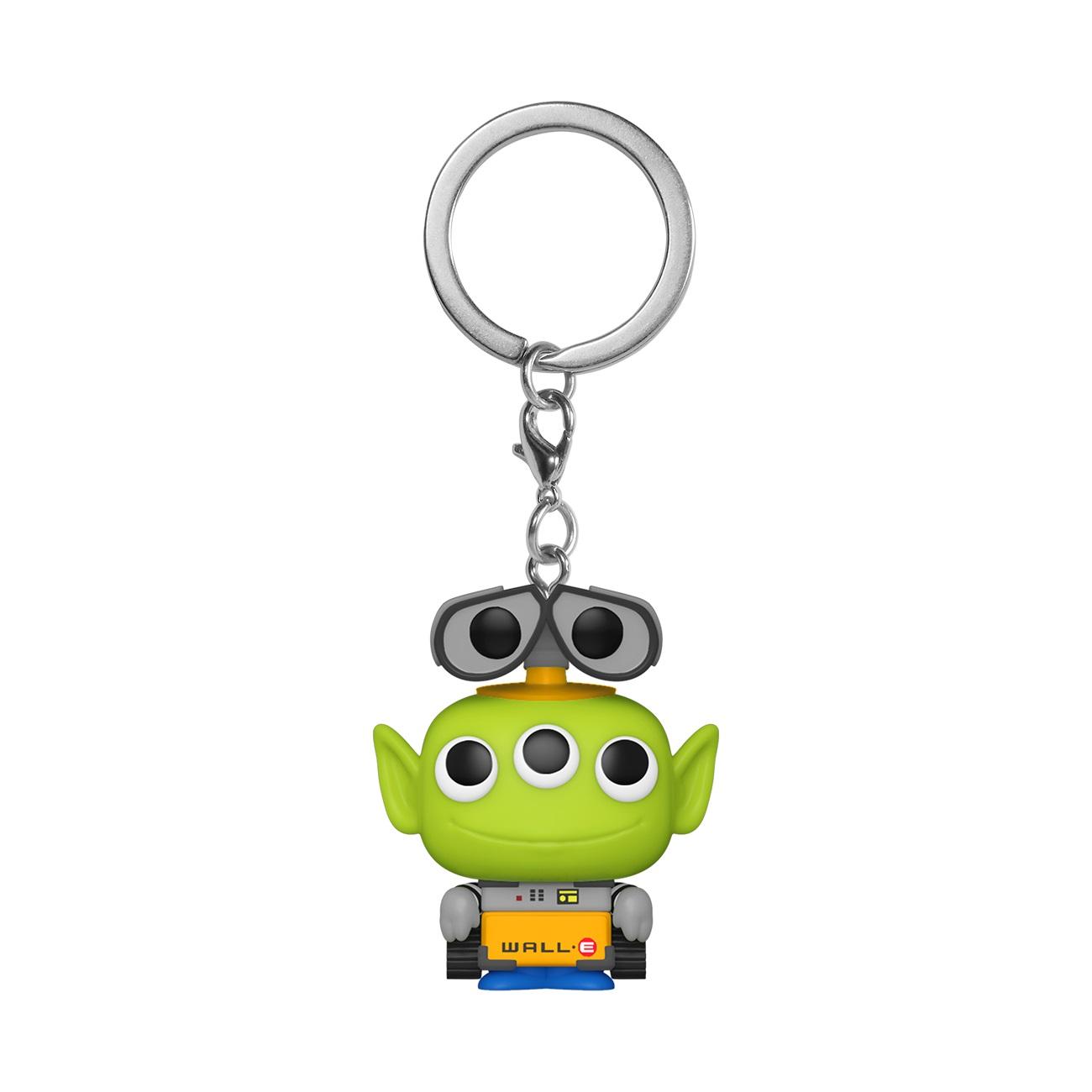 Funko Pocket POP! Keychain Disney Pixar Alien Remix Wall-E