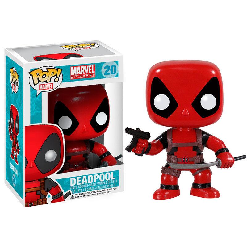 Funko! Pop Marvel Deadpool