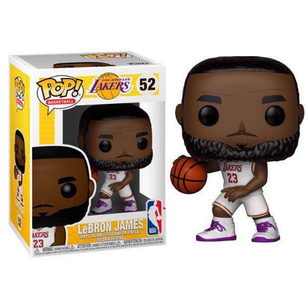 Funko! Pop NBA LA Lakers LeBron James #52