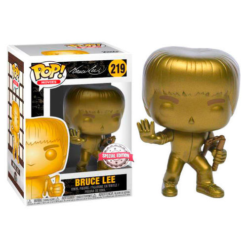 Funko! Pop Bruce Lee Special Edition
